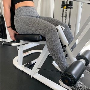 Leggings Slim High Waist Elastic